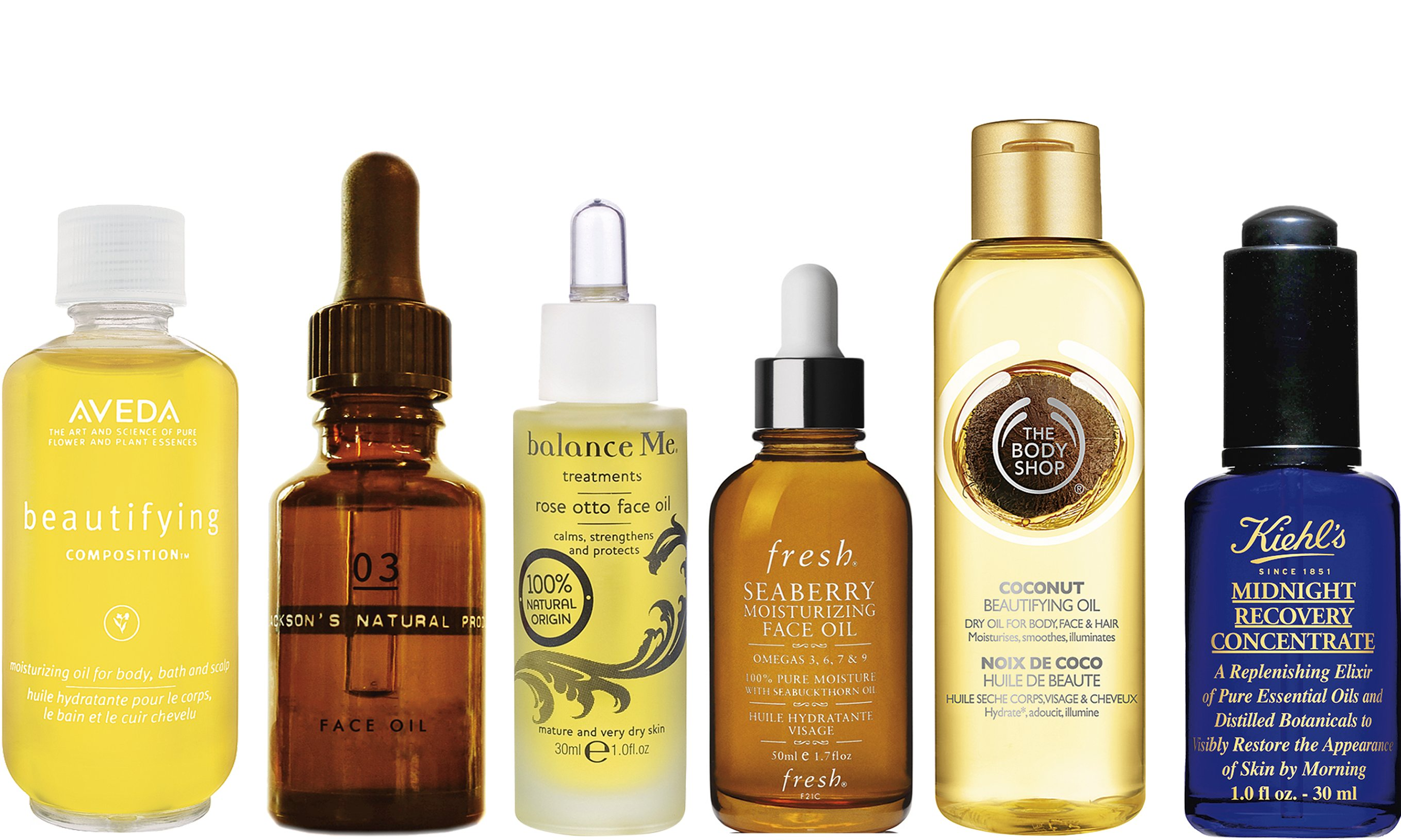 The Best Face Oils Life And Style The Guardian