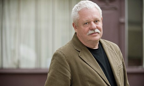Armistead Maupin in Paris, France - 04 Apr 2008