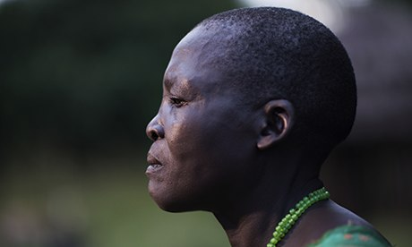 Lakot Nekolina, witness to LRA massacre, Uganda