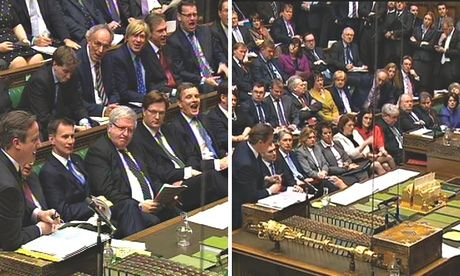 Government frontbench