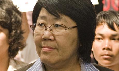 Rosana Tositrakul, Senator for Bangkok