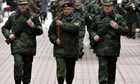 Threats from Moscow, ignored by Kiev: what next for the Ukrainian soldiers in Crimea?