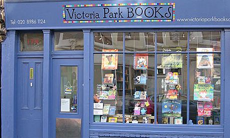 Victoria Park Books, ebooks