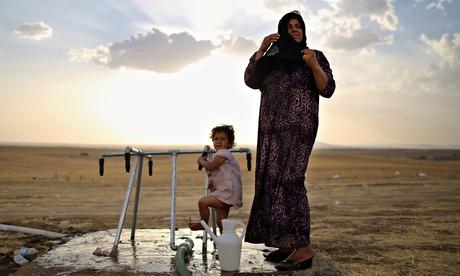 Iraq, Peter Beaumont
