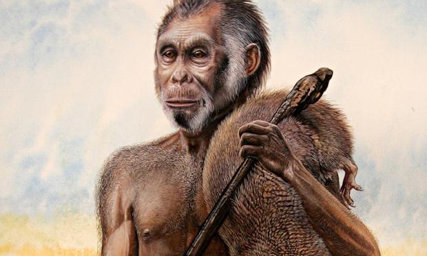 El Ebu Gogo el canibal de la jungla