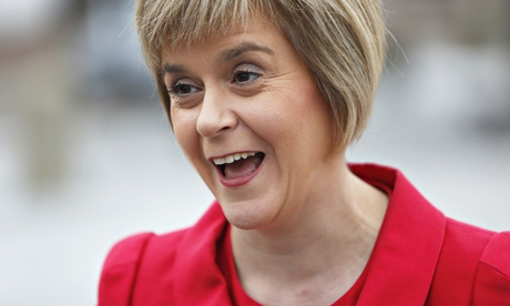 One week on, Nicola Sturgeon on ambition, disappointment and delivering devo max