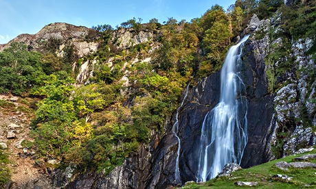 Great country walks: take the North Wales Path to Aber Falls, Gwynedd