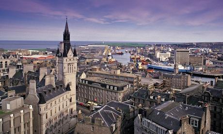 Great city walks: Aberdeen