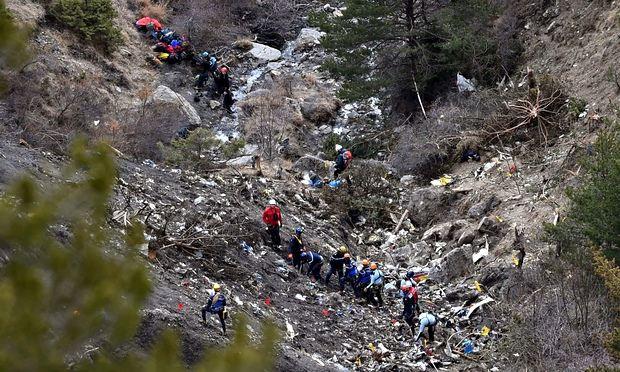 Germanwings crash: second black box found