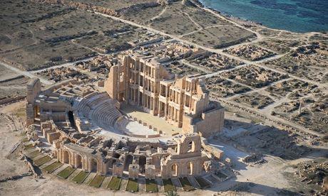 Isis vandalism has Libya fearing for its cultural treasures