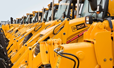 JCB: Britain's yellow digger, a money machine scooping up sales of £2.6bn