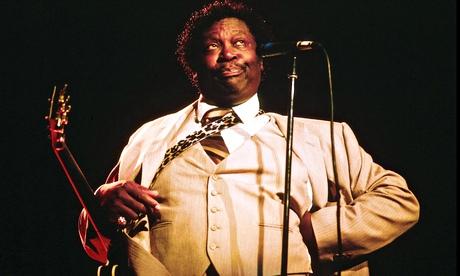 BB King (1925-2015): a true blues aristocrat