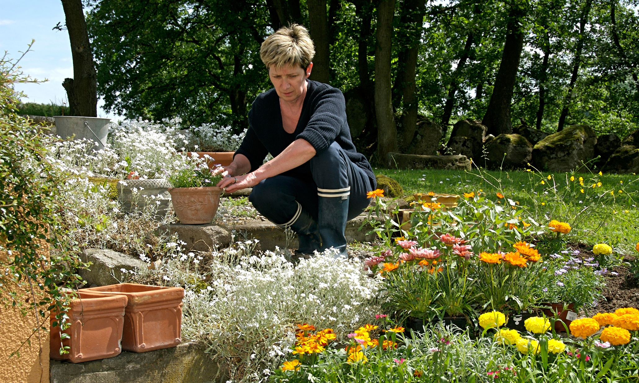 Gardening Is Good For Your Health Now Make It Easy On
