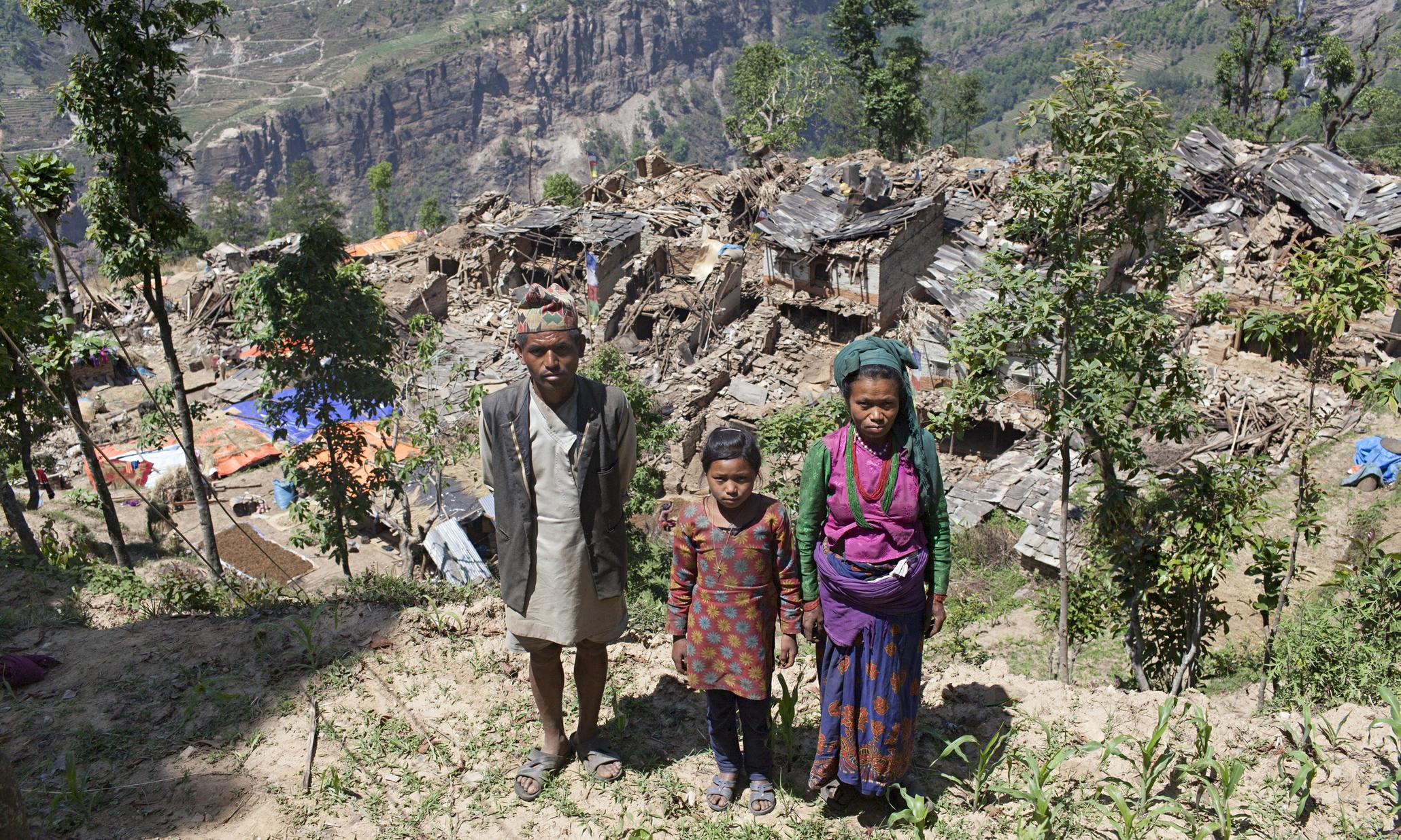 Nepal earthquake: why I had to return to a devastated country in crisis