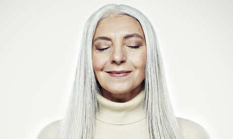 Do or dye: why women daren't go grey (unless they're very brave or very young)