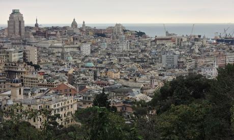 Vivid green pesto, great wine and fabulous walks … Genoa is a city of indulgence for Nicholas Walton