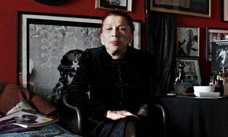Irina Ionesco: the grande dame, her 'Lolita' pictures, and a true Paris scandal
