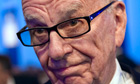 CEO Rupert Murdoch