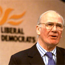 Menzies Campbell opening the terrorism debate