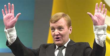 Charles Kennedy gives his 2002 conference speech