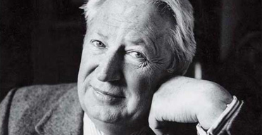 Sir Edward Heath. Photograph: Jane Bown