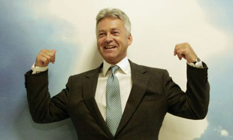 Alan Duncan at the Conservative conference in 2006. Photograph: Martin Argles
