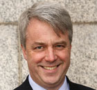 Andrew Lansley.  Photograph: David Sillitoe
