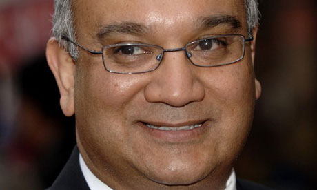 Keith Vaz. Photograph: Joel Ryan/PA