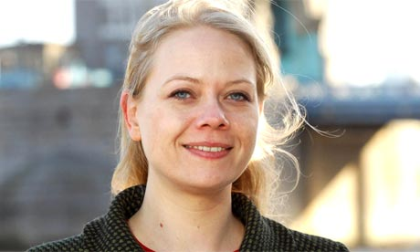 Sian Berry, Green party candidate for mayor of London