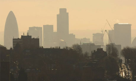 London elections skyline