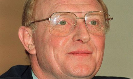 Neil Kinnock in 1992. Photograph: Thierry Saliou/EPA