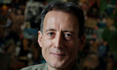 Peter Tatchell. Photograph: Linda Nylind