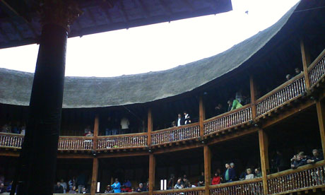 shakespeare globe theatre. Shakespeare#39;s Globe theatre in