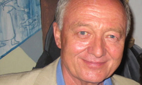 Ken Livingstone on July 17 2008. Photograph: Dave Hill