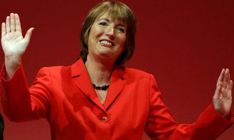 Harriet Harman at the Labour conference in Manchester on September 24 2008. Photograph: Christopher Furlong/Getty Images
