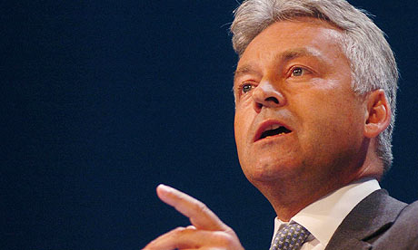 Alan Duncan apology