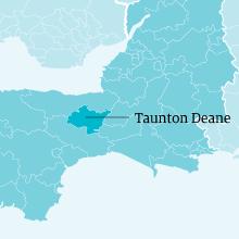 Tauton Deane