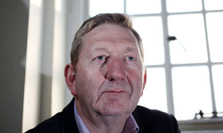 Len McCluskey, the new leader of Unite
