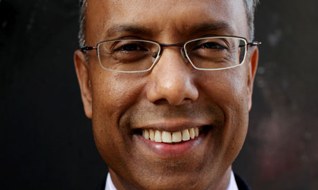 The new executive mayor of Tower Hamlets, Lutfur Rahman