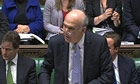 Vince Cable, the business secretary, speaking during the Commons debate on tuition fees
