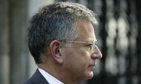 Former minister Stephen Byers