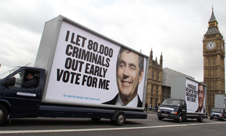 New Tory posters