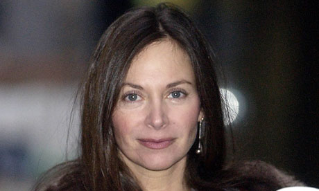 Carole Caplin pictured in 2002