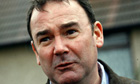 Jon Cruddas, who was interview by Andrew Rawnsley last night