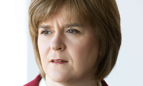 SNP's Nicola Sturgeon: 'Today's poll shows there is all to play for in Scotland's election this May'