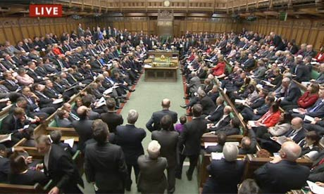 House of Commons, 23 March 2011