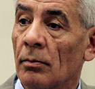 Libyan foreign minister Moussa Koussa, who will not be offered immunity from prosecution