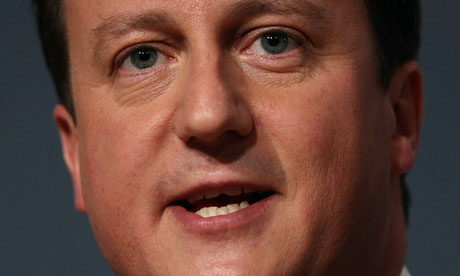 David Cameron, who has admitted changes need to be made to the health and social care bill