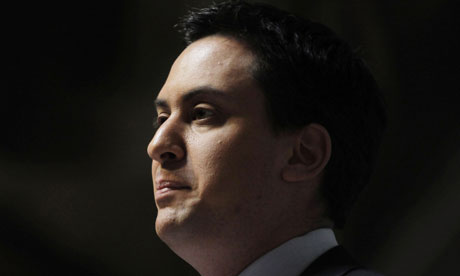 We must change NHS to protect it, says Ed Miliband | Society ...