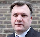 Ed Balls, who has said tax and welfare changes represent a 'dangerous cocktail' for the economy